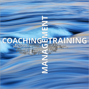 Wordcloud - Coaching & Training - square 300x300